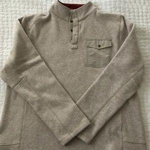 Men's Woolrich Fleece Pullover